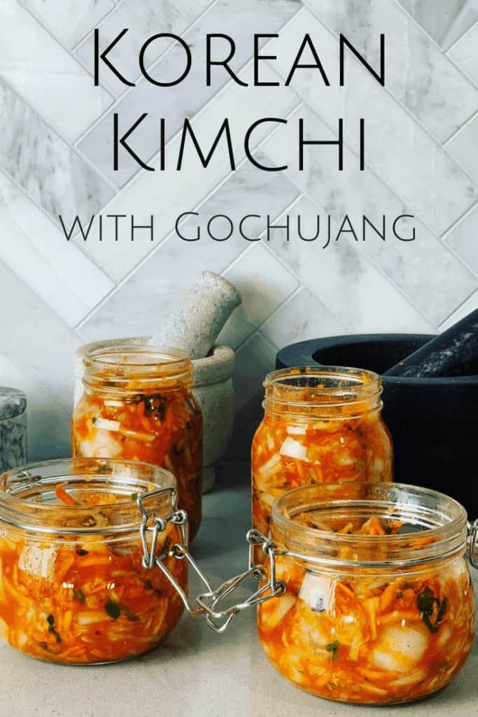 kimchi gochujang recipe