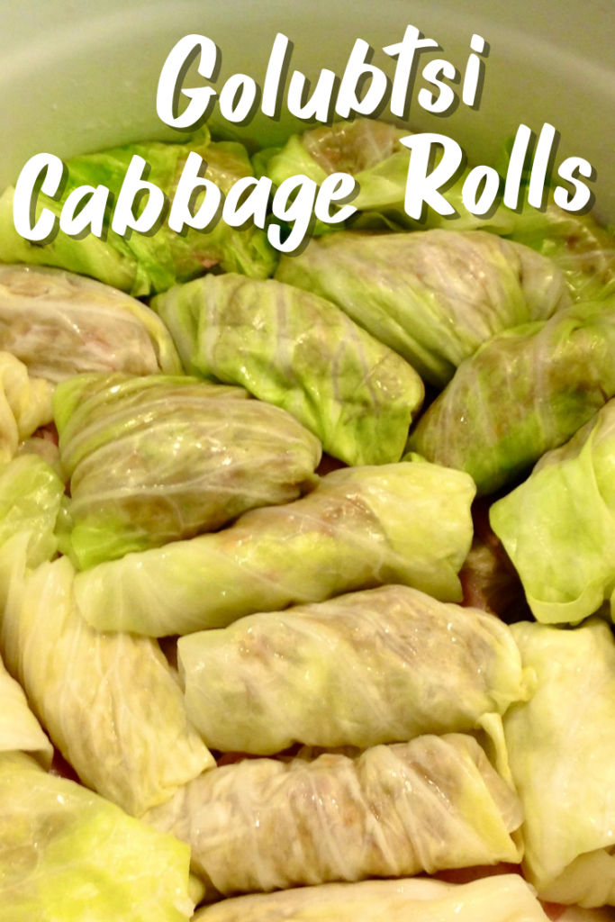 Dutch Oven Cabbage Rolls, made with layers of bacon. Known as Golubtsi, a family dinner favorite the whole family loves. Delicious, economical and can feed an army of people. What's not to love about this dish! Stovetop Cabbage Rolls (Голубцы)