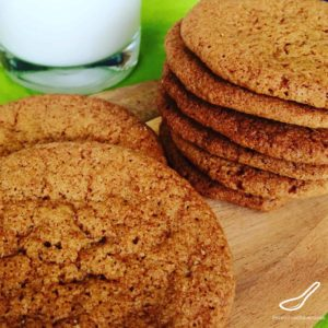 Easy Spice Cookies perfect for the holidays. Easy to make and bursting with flavor. Spice Cookies with cinnamon, nutmeg and ginger. Perfect Christmas cookie!