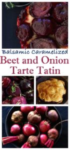 Beetroot Tarte Tatin