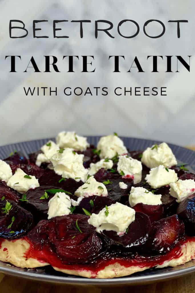 A savory tart made with beets and red onions, caramelized in a balsamic sherry glaze. The addition of fresh rosemary, fresh thyme and Goat's Cheese complete this heartwarming winter recipe.
