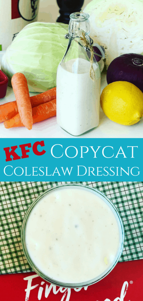 Making Coleslaw Dressing is so cheap and easy, you'll never buy Kraft again! Plus you get the familiar taste of a great tasting Coleslaw Dressing, a sweet and tangy copycat dressing.