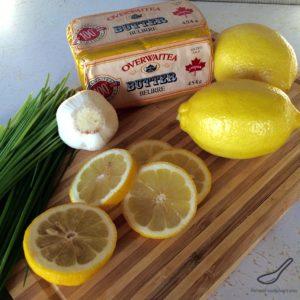 Fish parcels ingredients