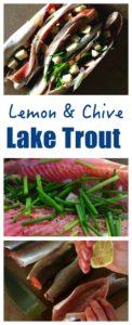 Lake Trout Recipe