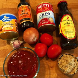 Monkey Gland BBQ Sauce Recipe ingredients