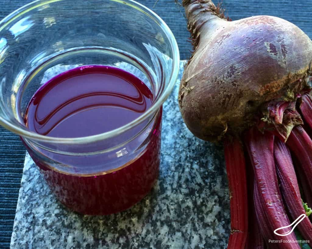 Fermented Beet Kvass with No Salt