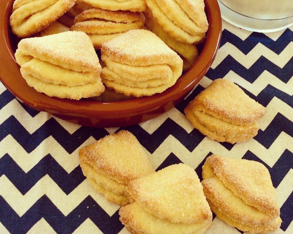 Goose Feet Cookies