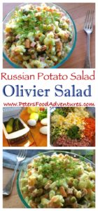 Olivye Salad - Russian Potato Salad