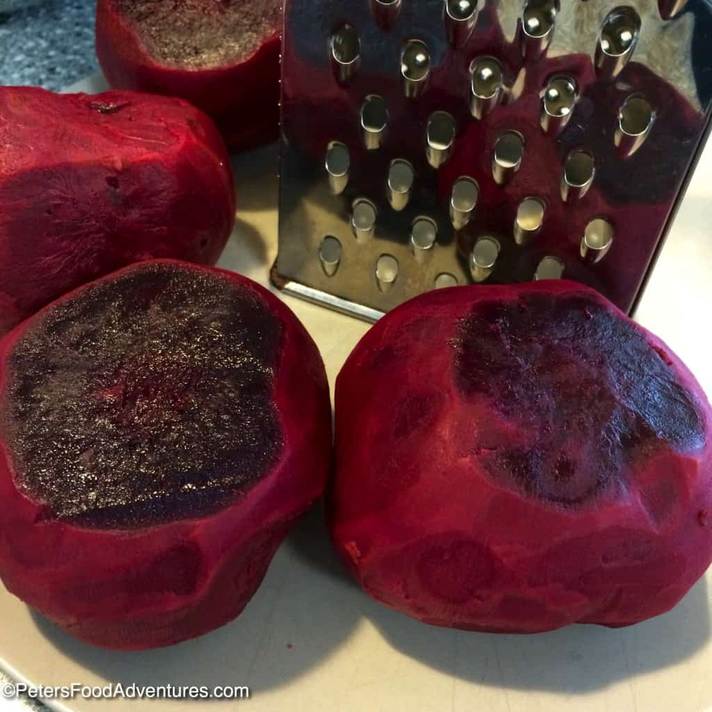 boiled beets for hren
