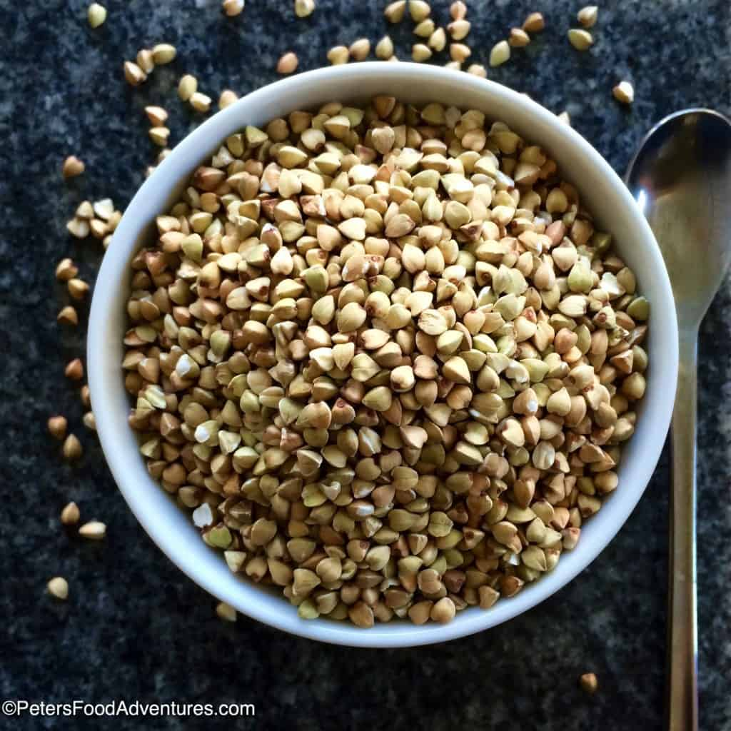 Untoasted Buckwheat Groats