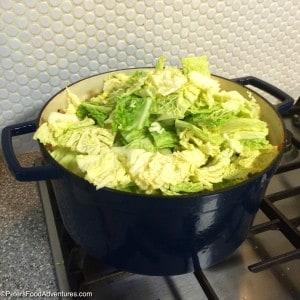 Lazy Cabbage Rolls Recipe (Ленивые Голубцы)