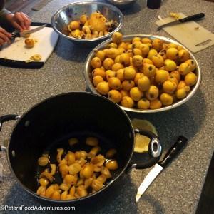 Loquat Jam Recipe Preparation