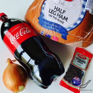 Coca Cola Ham ingredients