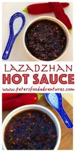 Lazadzhan Chili Garlic Sauce