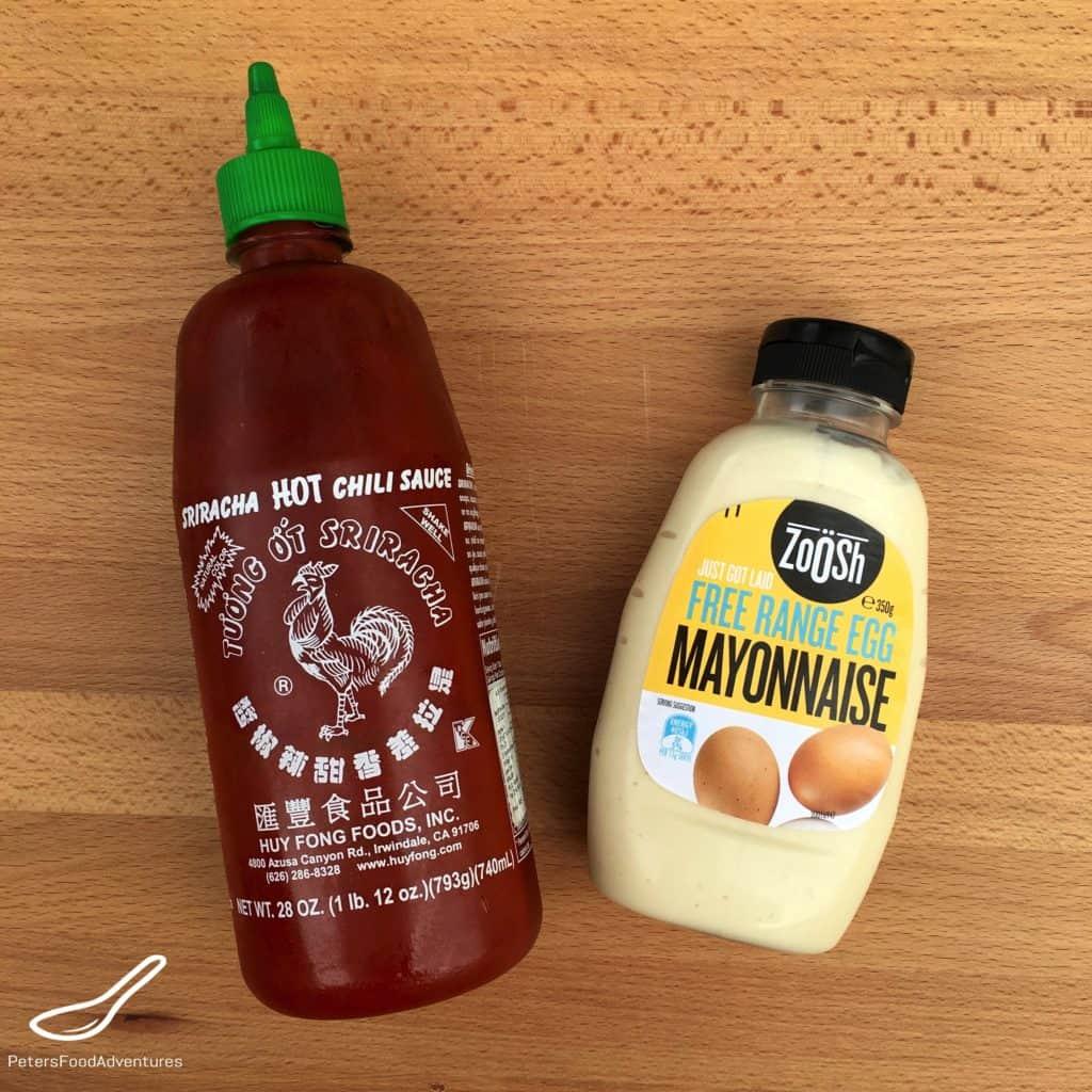 sriracha mayo ingredients