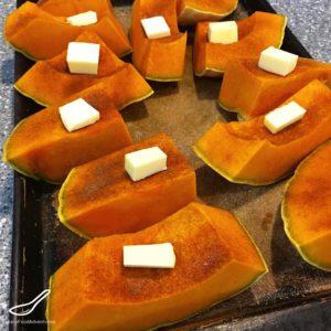 Sweet Roasted Pumpkin (сладкая запеченная тыква)