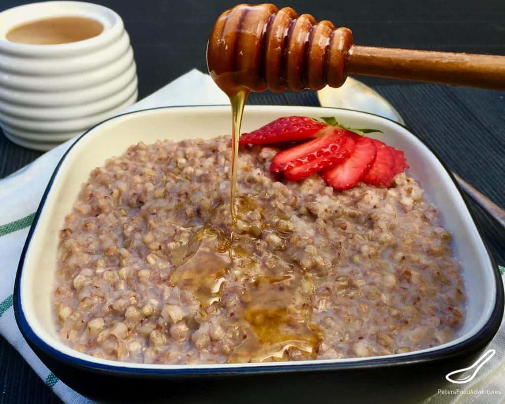 Buckwheat Porridge Peter S Food Adventures