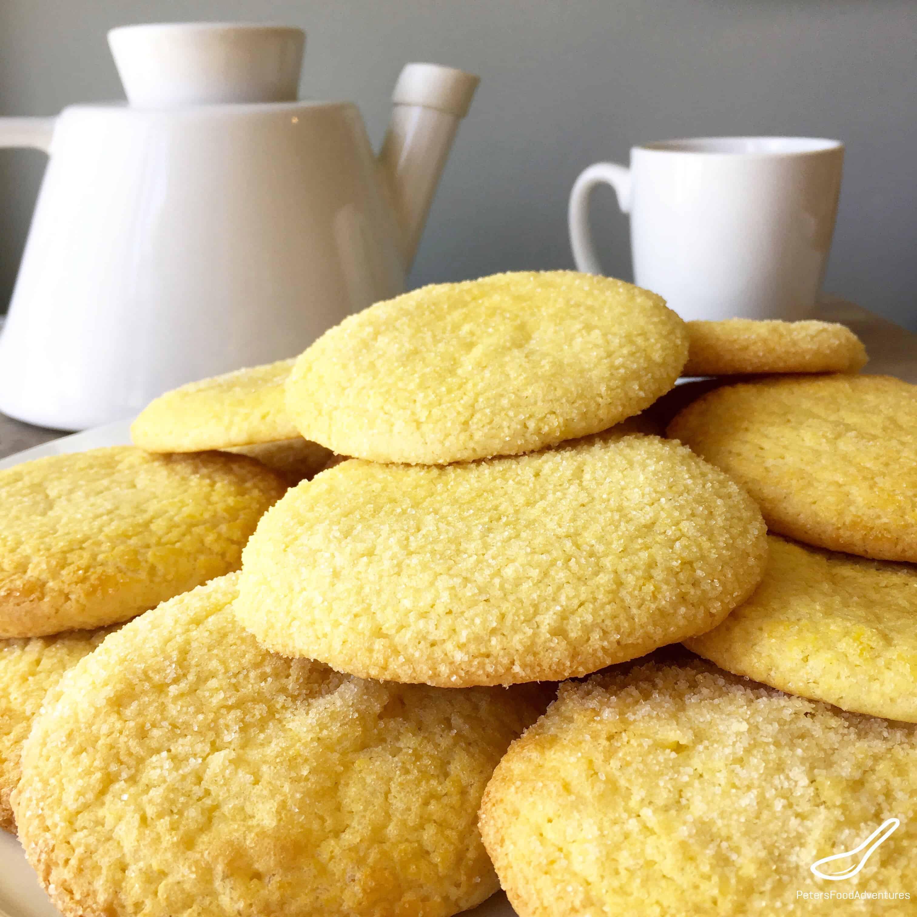 Russian Sugar Cookies Peter S Food Adventures