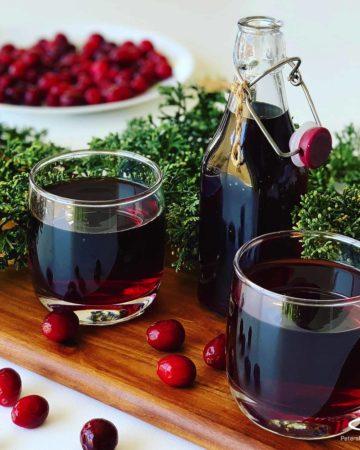 Cranberry Juice Recipe
