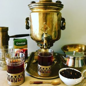 Zavarka Russian Tea