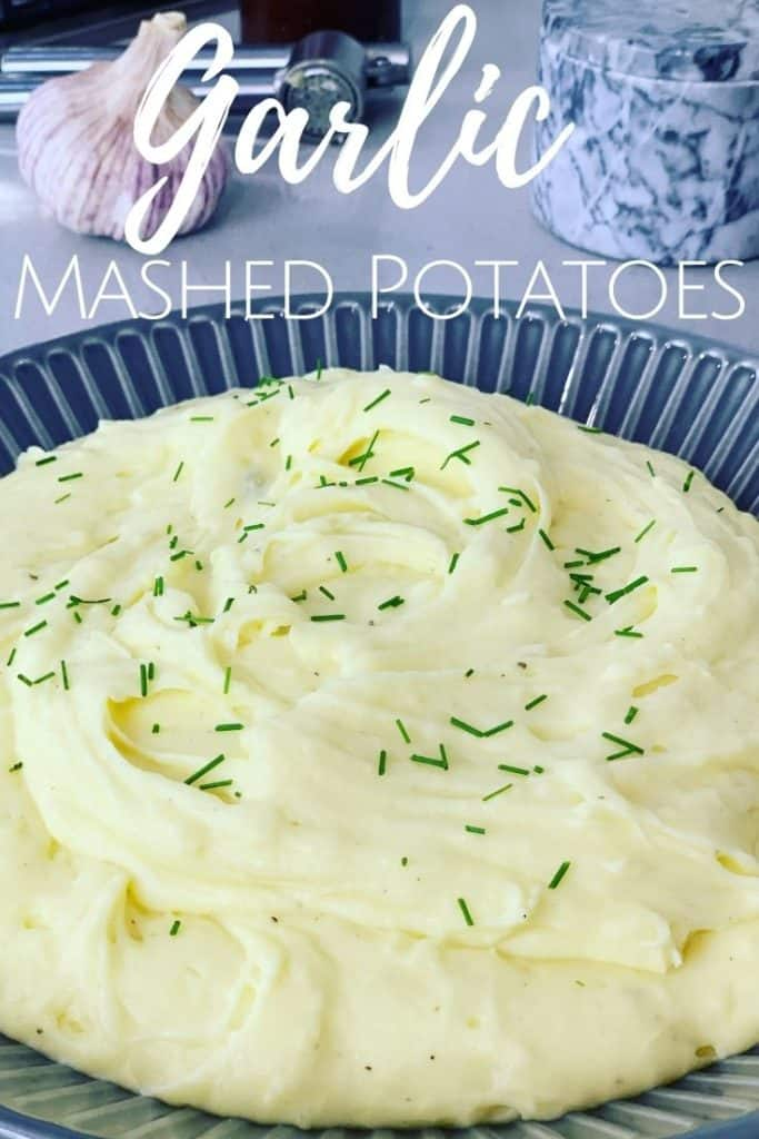 This classic, ultra creamy, rich and smooth Garlic Mashed Potato recipe is so delicious. Absolutely a family favorite dinner side, perfect for your holidays, Thanksgiving for Christmas or everyday! Easy recipe that can be made in advance