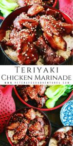 Japanese Teriyaki Chicken over rice with vegetables