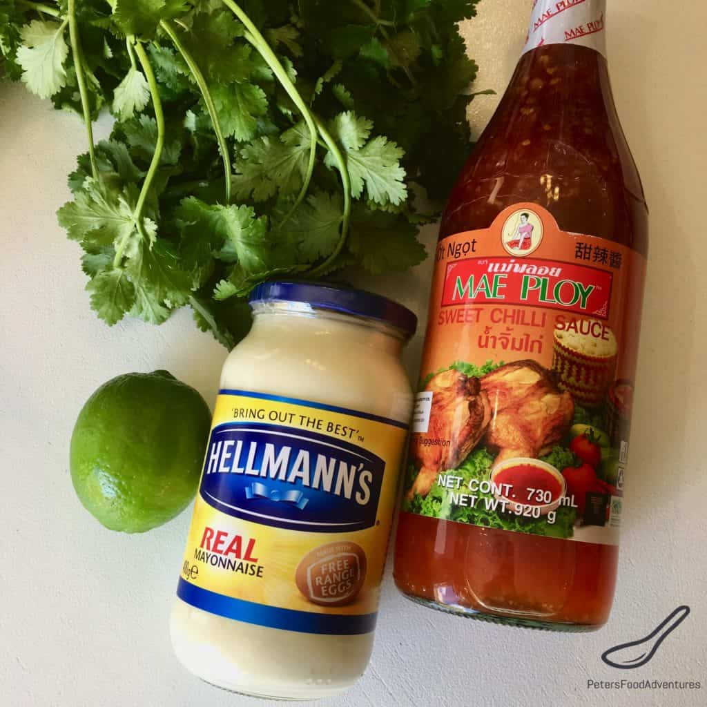 creamy chili sauce ingredients