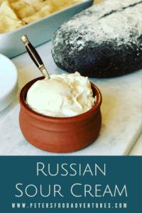 Homemade Sour Cream