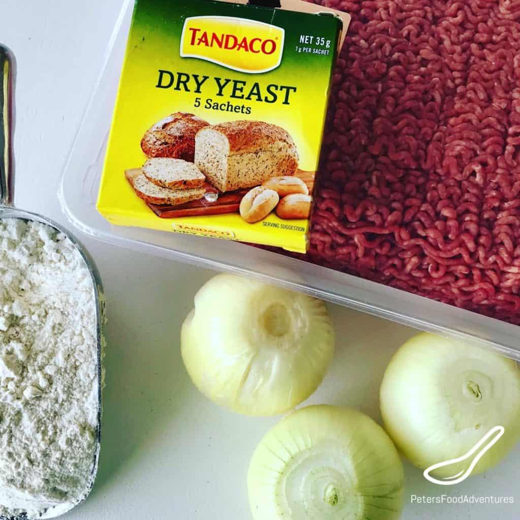 Beef Piroshki Ingredients