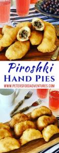 Beef Piroshki