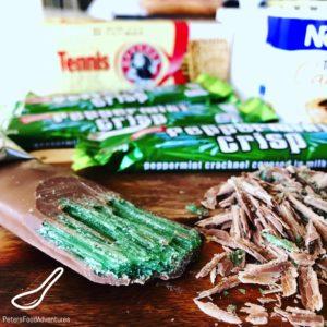 Peppermint Crisp Candy Bar