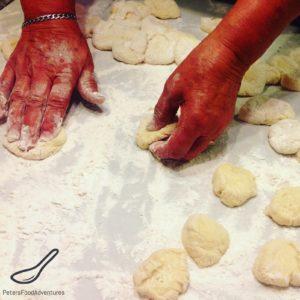 Apricot Piroshki dough