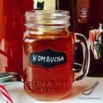 How to make Kombucha, a recipe that's easy to make, sweet and tangy, full of nutrients, health benefits and probiotics. Mushroom Tea Kombucha Recipe (Чайный гриб)