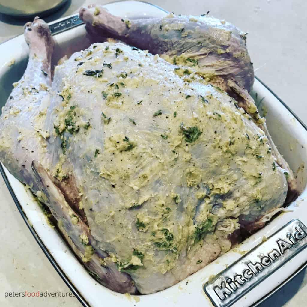 herb butter turkey rub
