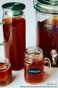 Kombucha Recipe