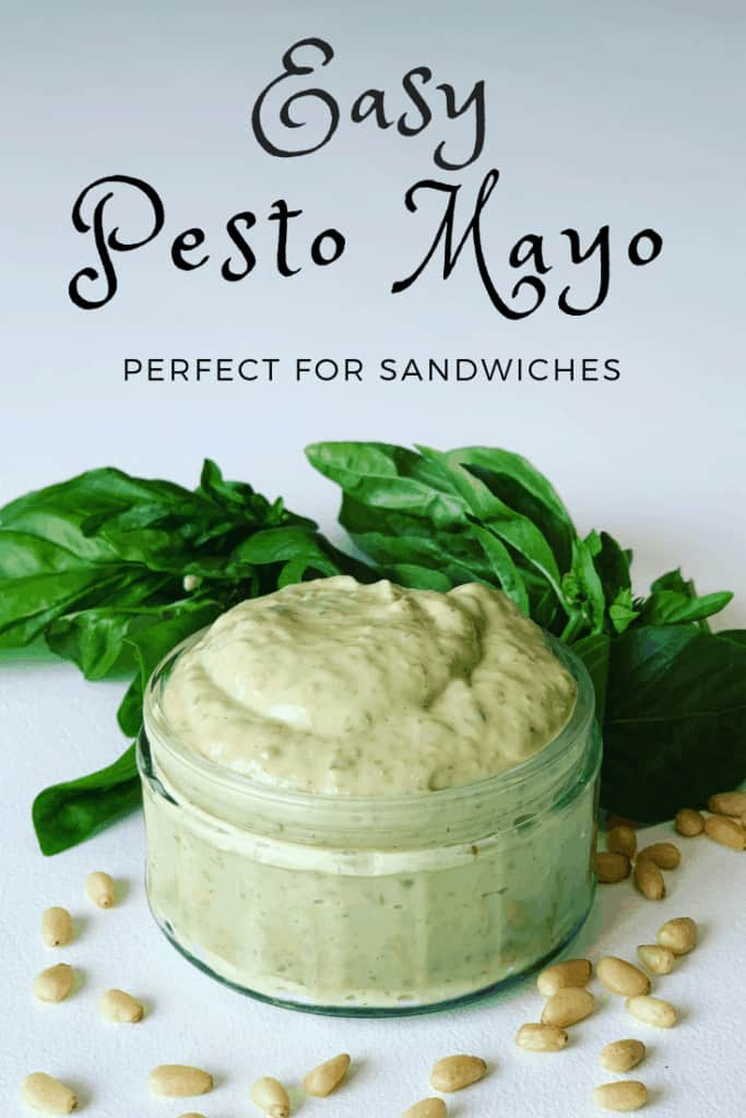 Easy Pesto Mayo