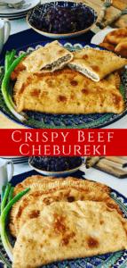 Chebureki (Чебуреки)