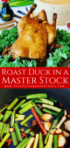 Braised Roast Duck