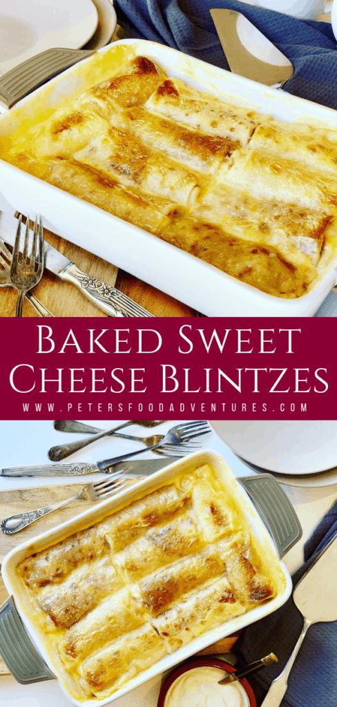 Cheese Blintz