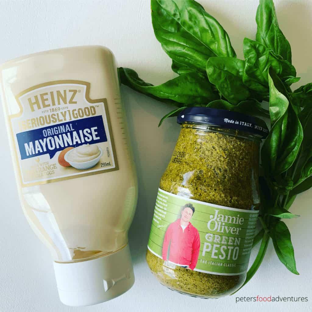 pesto mayo ingredients