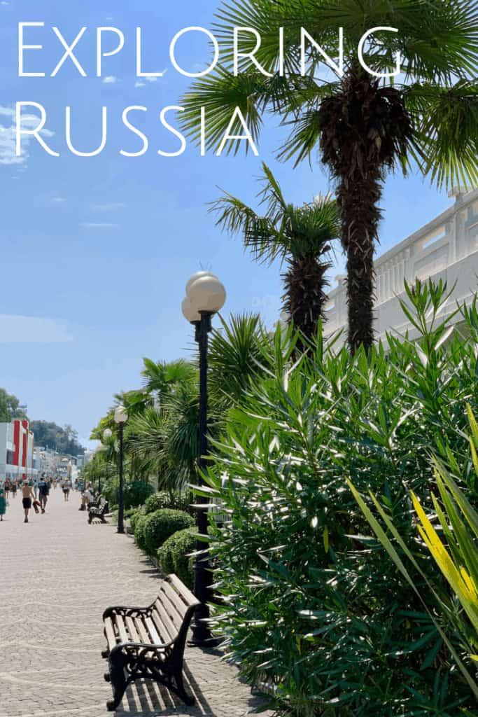 Exploring Russia Sochi