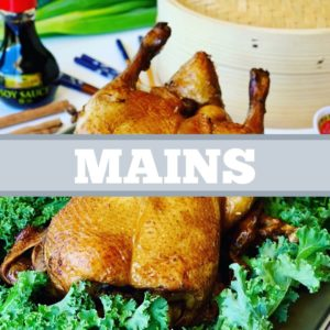 Main Course Recipes