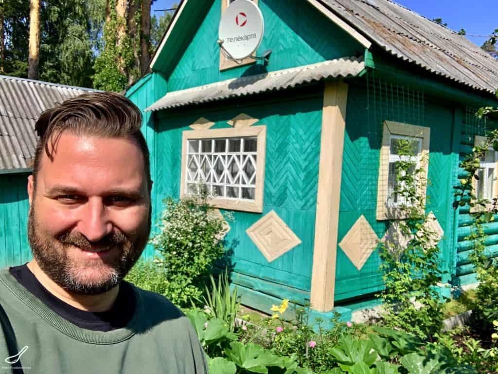 Russian Summer Dacha