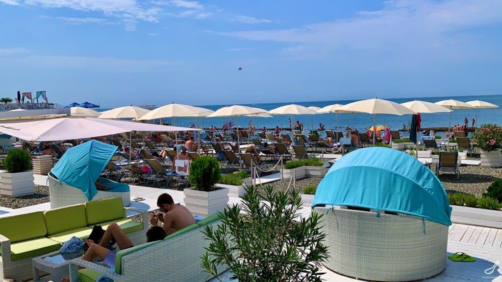 Sochi Beach Clubs