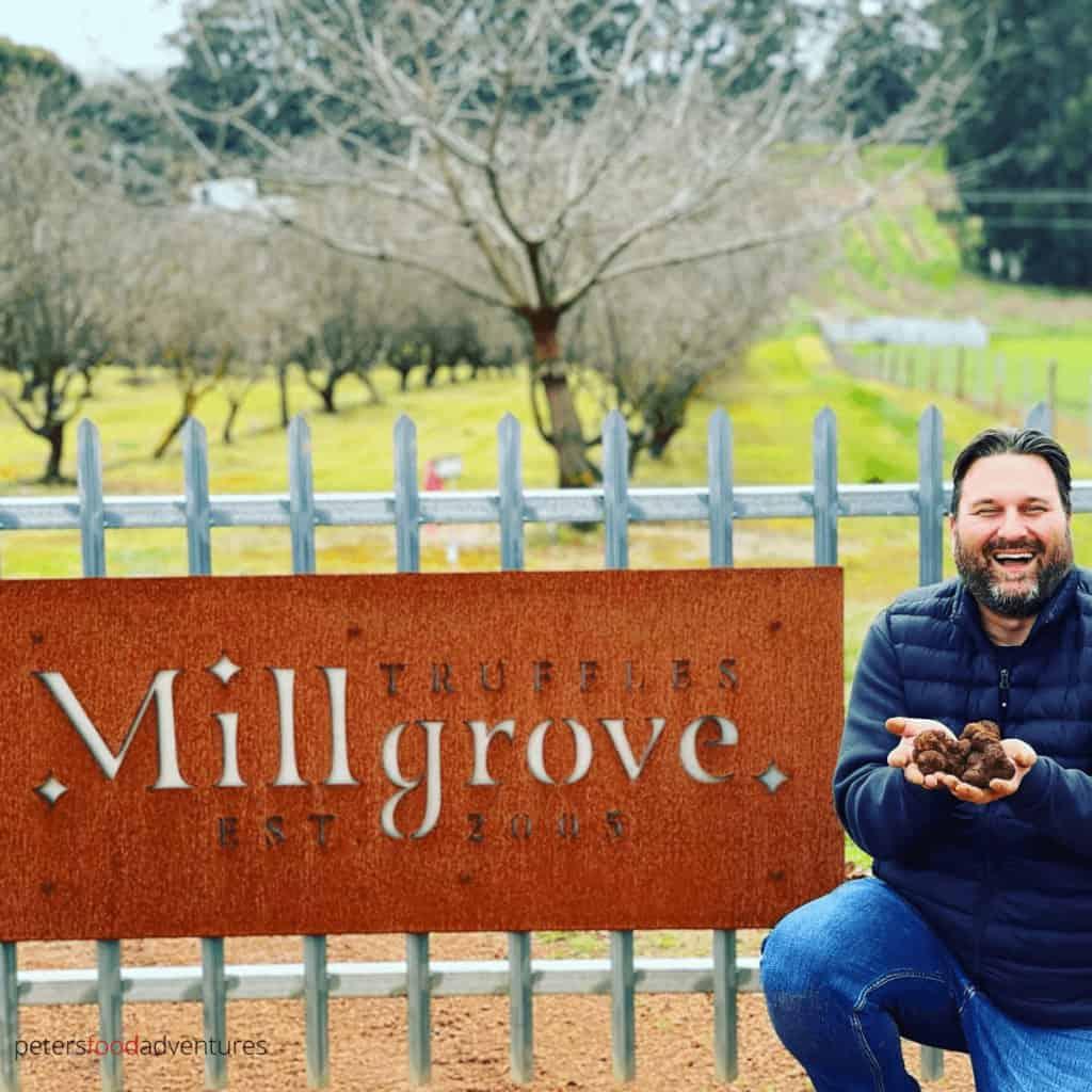 millgrove truffles peters food adventures